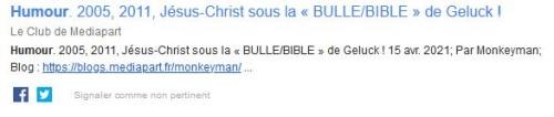 Humour. 2005,2011, la Bible-Bulle de Geluck !.jpg